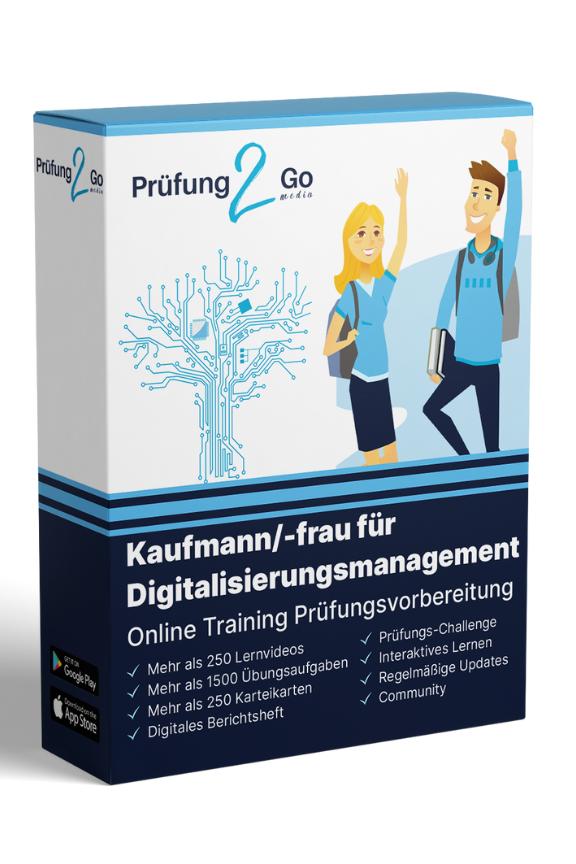 E-Learning Kaufmann für Digitalisierungsmanagement